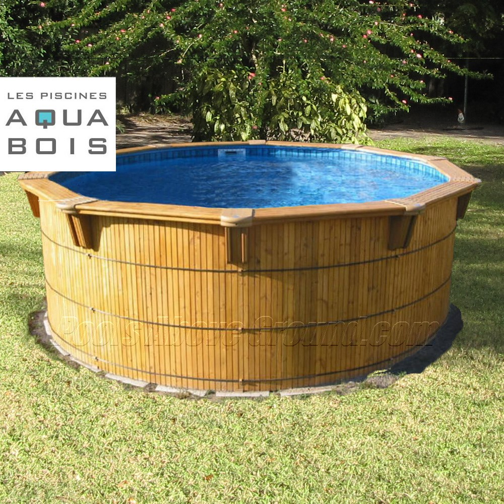 Wooden Pool Amazone