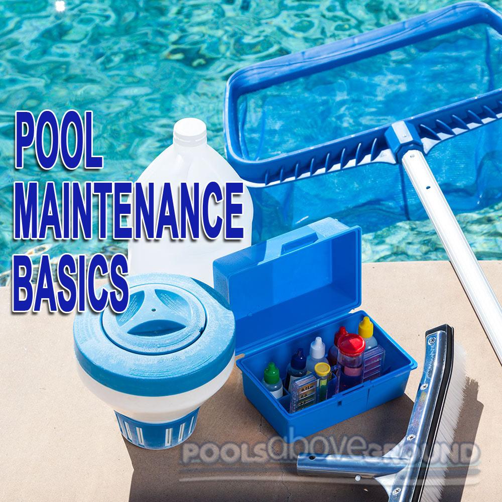 Tampa Above Ground Pool Maintenance